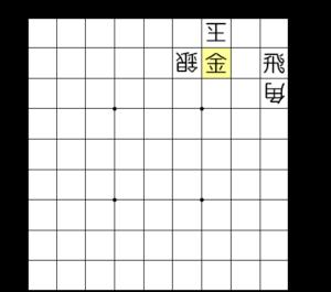 【図3-3 頭金で詰み】
