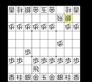 【図3 角交換を挑む】