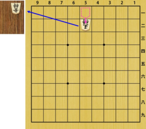 Fig2. The King Captured the Gold General