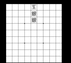 【図1-3 銀で詰ます形】