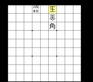 【失敗図は▲6一桂成、△4一玉まで】