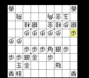 【図4-3 端攻めで決まり】
