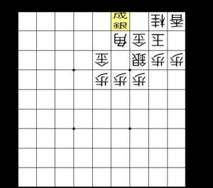 【図3-3 銀角交換が確定!】