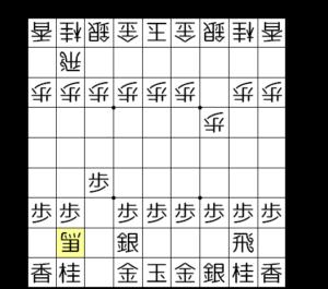 【図3-6 角をタダで取られてしまう】