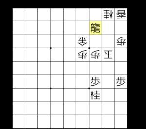 【図2-7 次に▲2五金の詰めろ】