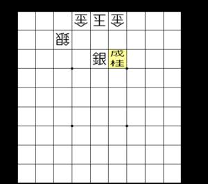 【失敗図は4三桂成まで】