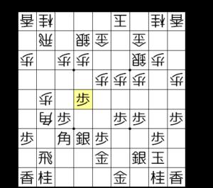 【図3-4 角道を開ける】