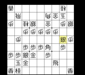 【図4-c 3筋からの攻める】