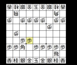 【図3-9 角交換を防ぐ】