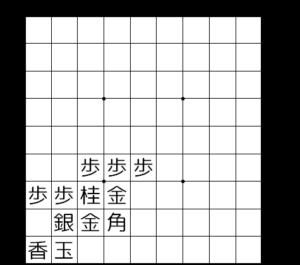 【参考図a 菊水矢倉】