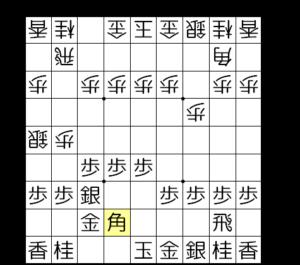 【図2-4 8六の地点に駒を足す】