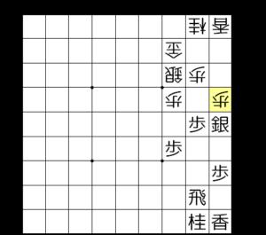 【図1-2 端から銀を使うが…】