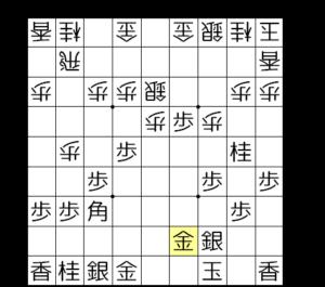 【図4-2 次の▲4三歩成が厳しい】