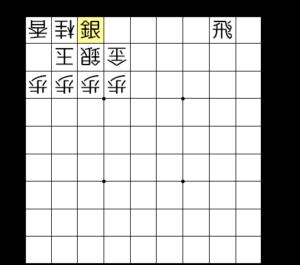 【図1-3 王手金取り】