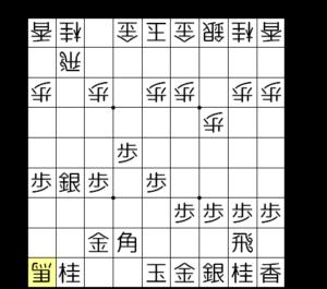 【図5-3 角を成り込まれて劣勢】