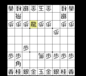 【図4-1 龍を作って乱戦模様に】