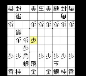 【図3-1 ▲6五歩がカウンター】