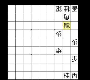 【図2-5 狙いの飛車成が成功!】