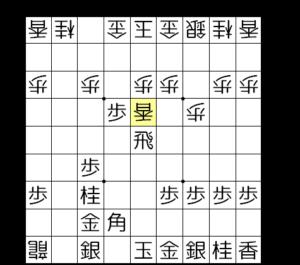 【図5-7 田楽刺しの筋が見えるが】