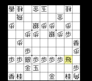 【図3-3 ▲2七飛とかわす】