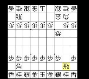 【図2-7 △2三歩として受けられた】