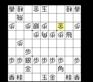 【図4-5 桂馬にヒモが付いている】