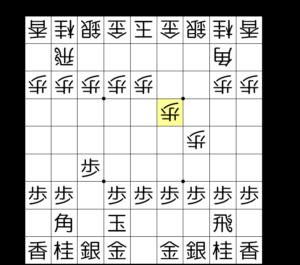 【図1-2 △4二玉がポイント】