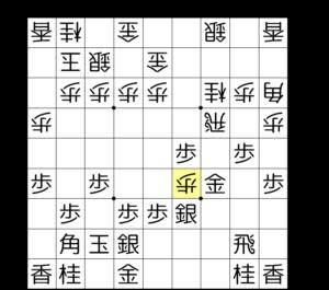 【図4-1 石田流からの捌き】