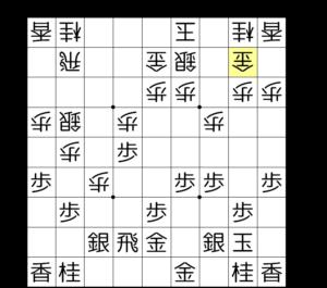 【図2-4 まずは角を交換して捌く】