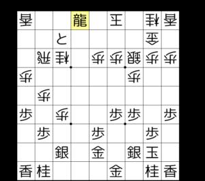 【図3-2 一間龍の形に】