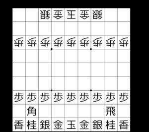【図1-2 6枚落ちの基本図】