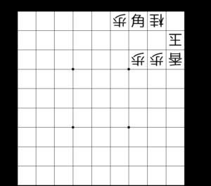 【図2-1 大駒は離して打て】