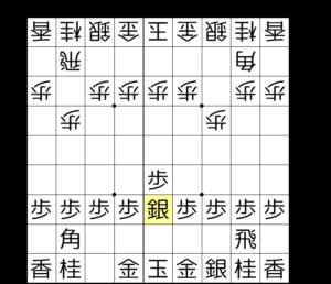【図1-2 角を引く手を保留する】