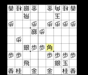 【図4-2 狙いの▲4六角】