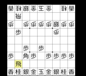 【図2-6 次の歩成が楽しみな局面】
