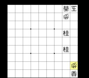 【図5-3 無駄な合駒の例 詰将棋では禁止】