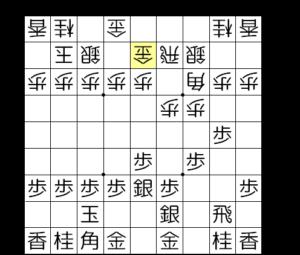 【図3-1 △3二銀待機型】