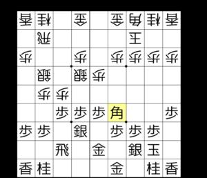 【図4-2 やはり▲4六角で振り飛車よし】