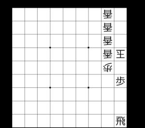 【図2-3 7手詰の詰将棋の例】
