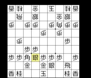 【図3-3 雁木囲いの完成】