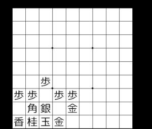 【図2-7 居角左美濃】