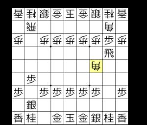 【図3-6 取られた角を早速使われる】