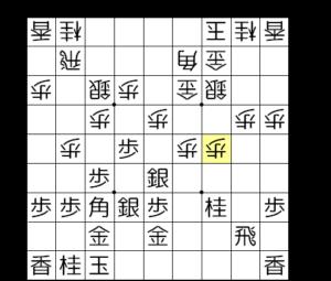 【図3-3 歩を3枚切る】