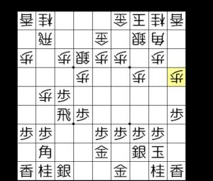 【図2-4 美濃囲いの完成】