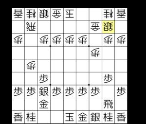 【図1-5 通常の角換わりに】