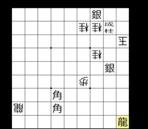 【図1-5 合い駒したら龍で詰む】