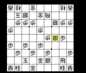 【図3-4 こちらから角交換する】