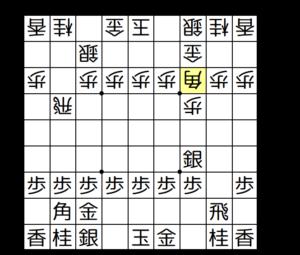 【図3-1 △3三角とするのが受けの基本】