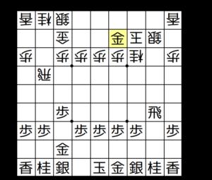 【図3-7 送りの手筋で勝勢】