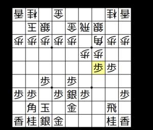 【図3-5 先に▲3五歩とする】